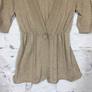 Anthropologie Sweaters - 💗 iF iT WeRe mE 💗 Anthropologie Cardigan
